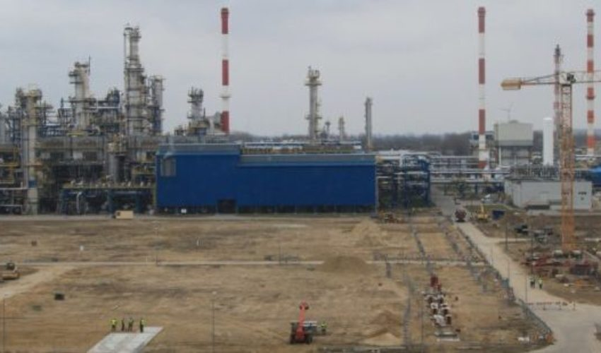 EFRA PROJECT, Lotos Group Refinery