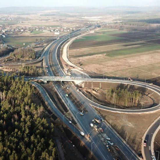 Expressway S7 Chęciny – Jędrzejów