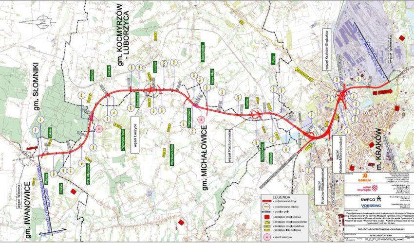 Expressway S7 Widoma – Kraków